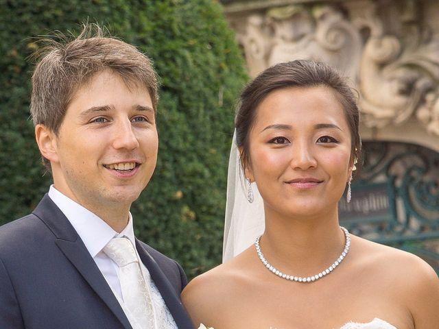 Le mariage de Jean-Pierre et Mio à Vannes, Morbihan 12