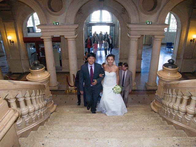 Le mariage de Jean-Pierre et Mio à Vannes, Morbihan 13