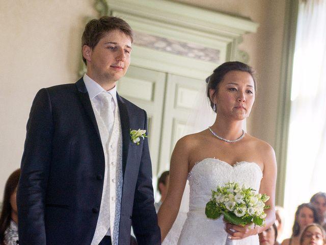 Le mariage de Jean-Pierre et Mio à Vannes, Morbihan 17