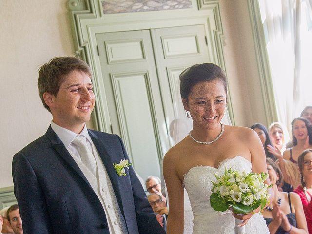 Le mariage de Jean-Pierre et Mio à Vannes, Morbihan 21