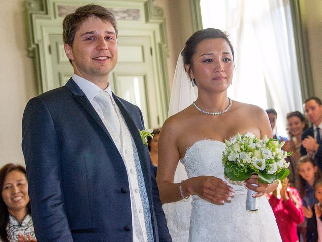 Le mariage de Jean-Pierre et Mio à Vannes, Morbihan 22
