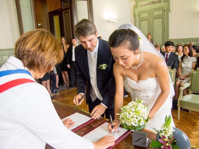 Le mariage de Jean-Pierre et Mio à Vannes, Morbihan 23