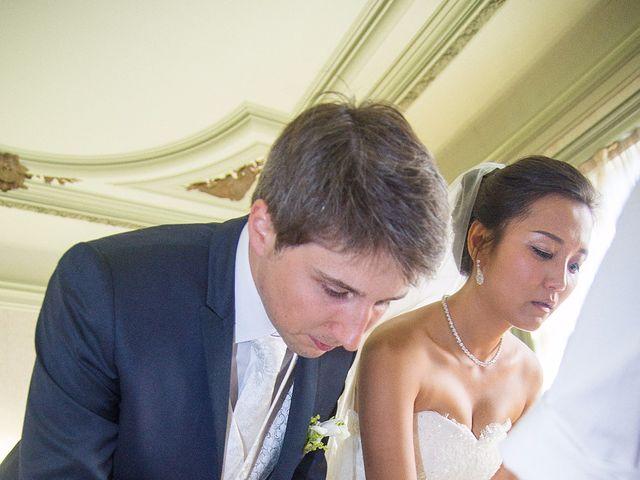 Le mariage de Jean-Pierre et Mio à Vannes, Morbihan 24