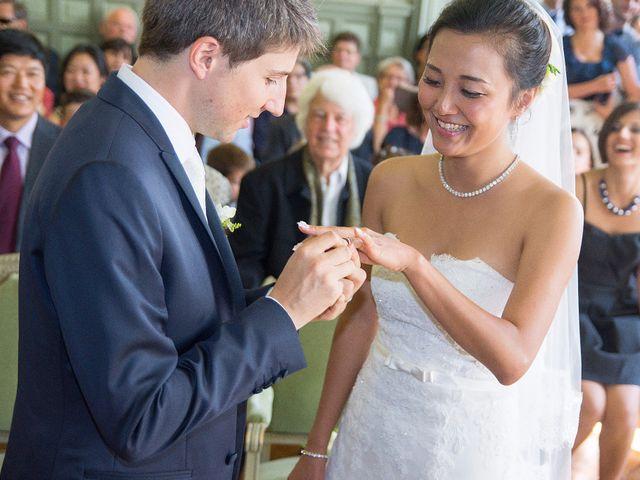 Le mariage de Jean-Pierre et Mio à Vannes, Morbihan 26