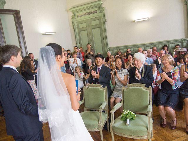 Le mariage de Jean-Pierre et Mio à Vannes, Morbihan 29
