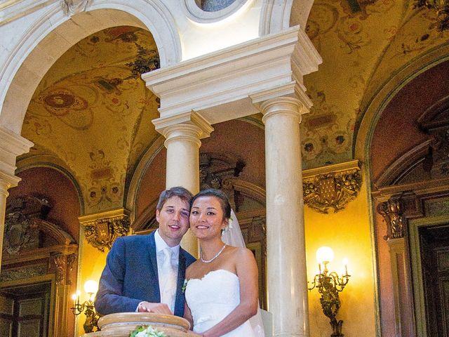 Le mariage de Jean-Pierre et Mio à Vannes, Morbihan 1