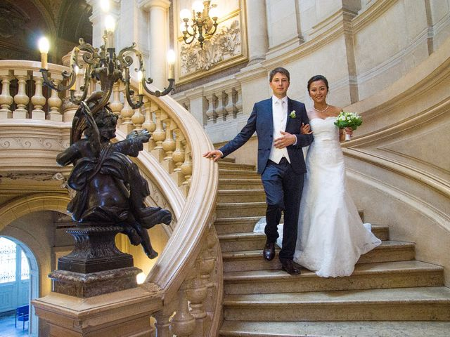 Le mariage de Mio et Jean-Pierre