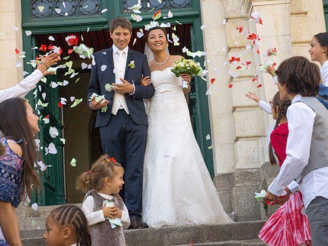 Le mariage de Jean-Pierre et Mio à Vannes, Morbihan 30