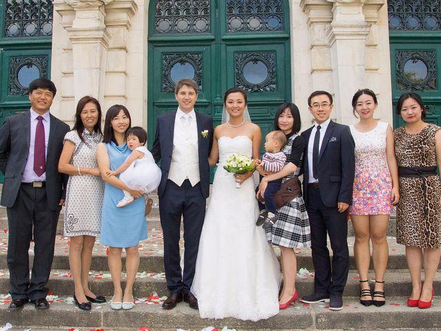 Le mariage de Jean-Pierre et Mio à Vannes, Morbihan 32