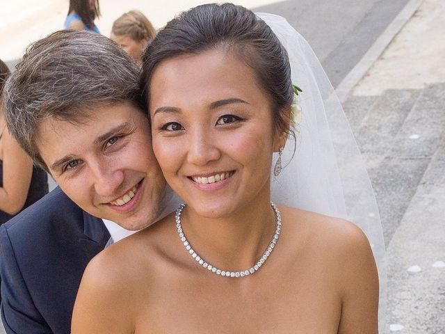Le mariage de Jean-Pierre et Mio à Vannes, Morbihan 34