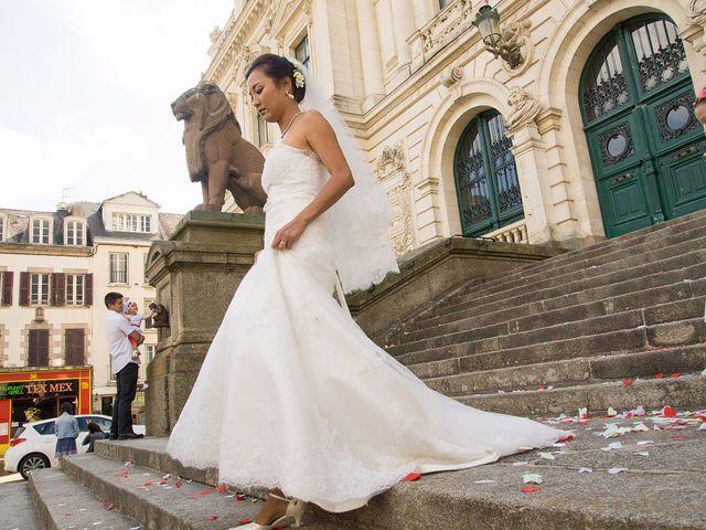 Le mariage de Jean-Pierre et Mio à Vannes, Morbihan 35