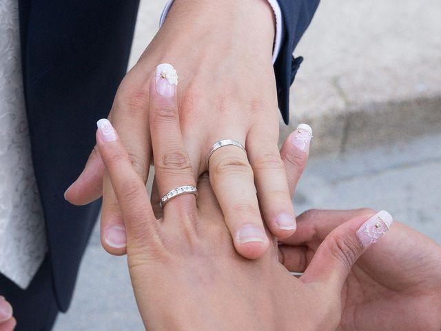 Le mariage de Jean-Pierre et Mio à Vannes, Morbihan 36