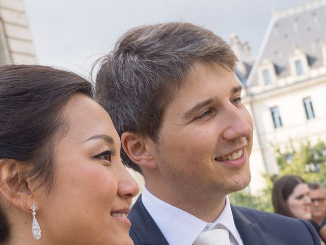 Le mariage de Jean-Pierre et Mio à Vannes, Morbihan 38