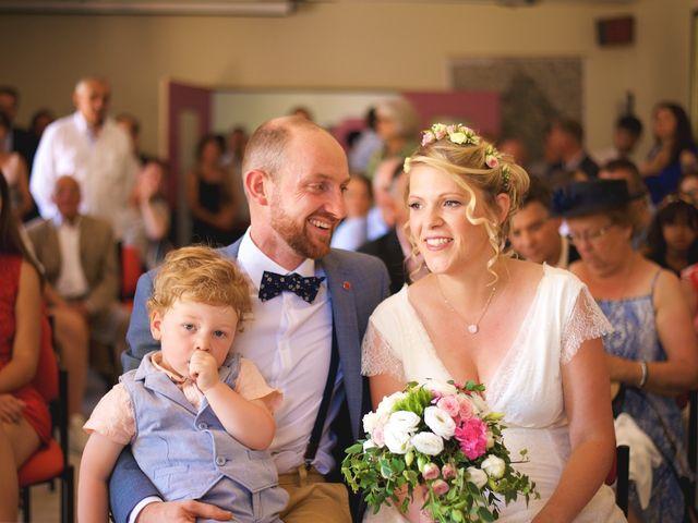 Le mariage de Mickaël et Peggy à Campbon, Loire Atlantique 3