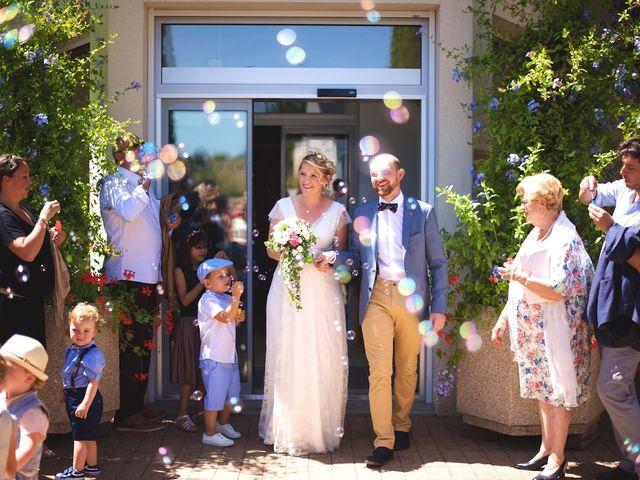 Le mariage de Mickaël et Peggy à Campbon, Loire Atlantique 4