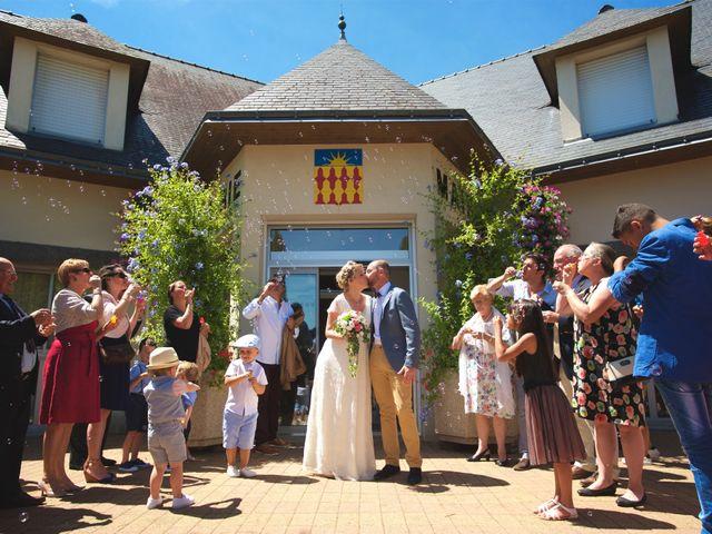 Le mariage de Mickaël et Peggy à Campbon, Loire Atlantique 5