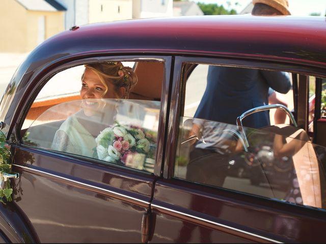 Le mariage de Mickaël et Peggy à Campbon, Loire Atlantique 8