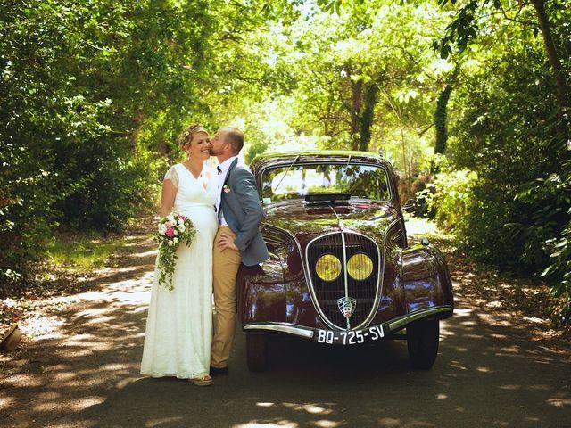 Le mariage de Mickaël et Peggy à Campbon, Loire Atlantique 10