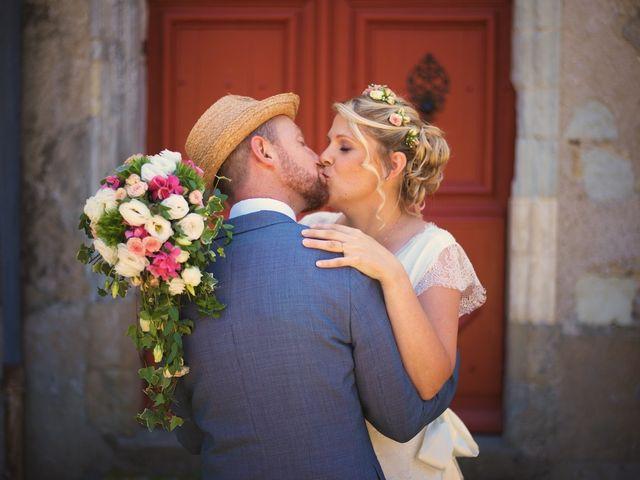 Le mariage de Mickaël et Peggy à Campbon, Loire Atlantique 12