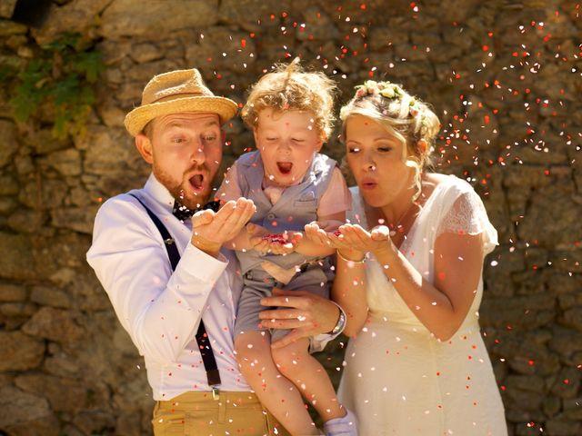 Le mariage de Mickaël et Peggy à Campbon, Loire Atlantique 1