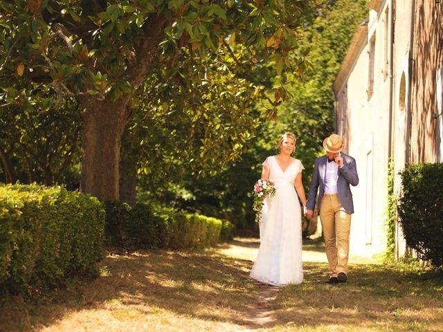 Le mariage de Mickaël et Peggy à Campbon, Loire Atlantique 15