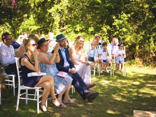 Le mariage de Mickaël et Peggy à Campbon, Loire Atlantique 18