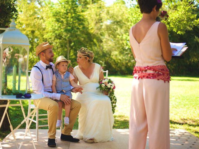 Le mariage de Mickaël et Peggy à Campbon, Loire Atlantique 20