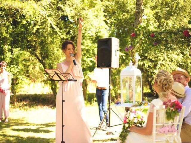 Le mariage de Mickaël et Peggy à Campbon, Loire Atlantique 21