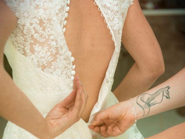 Le mariage de Maxime et Justine à Damiatte, Tarn 5