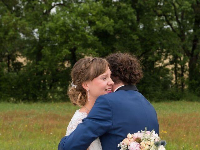 Le mariage de Maxime et Justine à Damiatte, Tarn 9