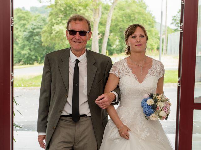 Le mariage de Maxime et Justine à Damiatte, Tarn 2