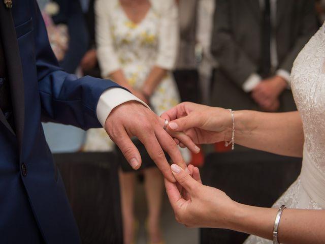 Le mariage de Maxime et Justine à Damiatte, Tarn 12