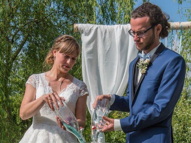 Le mariage de Maxime et Justine à Damiatte, Tarn 16