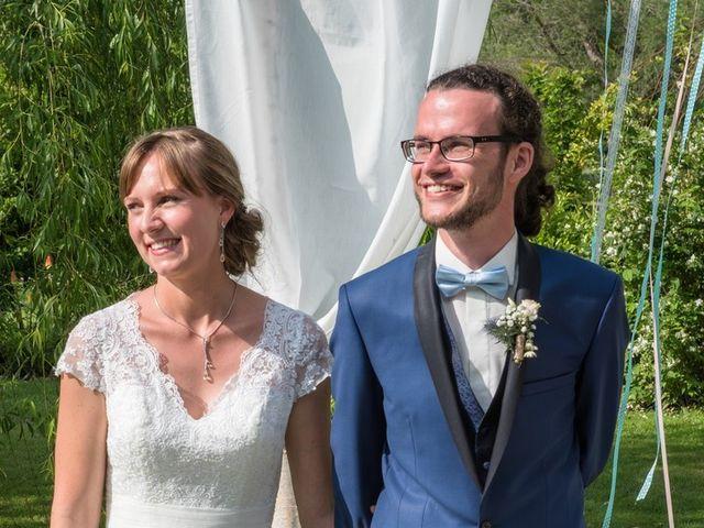 Le mariage de Maxime et Justine à Damiatte, Tarn 17