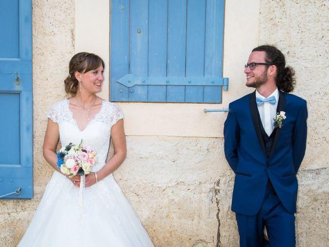 Le mariage de Maxime et Justine à Damiatte, Tarn 23