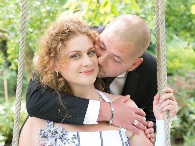 Le mariage de Typhanie et Morgan