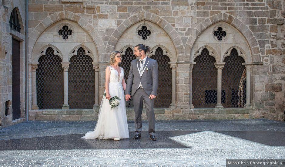 Le mariage de Sébastien et Sophie à Figeac, Lot
