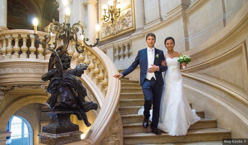 Le mariage de Jean-Pierre et Mio à Vannes, Morbihan
