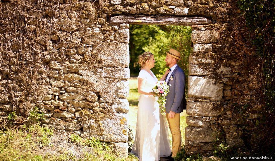 Le mariage de Mickaël et Peggy à Campbon, Loire Atlantique