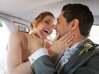 Le mariage de Hannah et Mourad