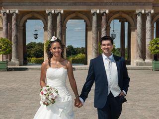 Le mariage de Cindy et Lionel