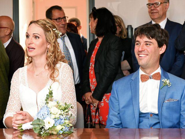 Le mariage de Nicolas et Léna à Saint-Donan, Côtes d'Armor 12