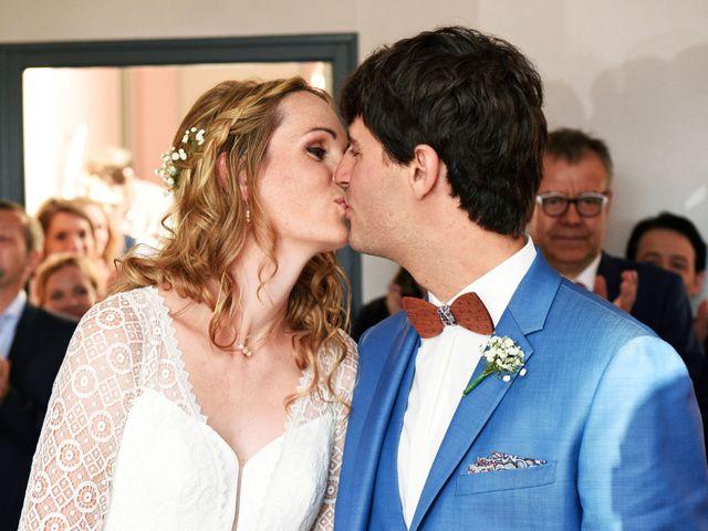Le mariage de Nicolas et Léna à Saint-Donan, Côtes d'Armor 14