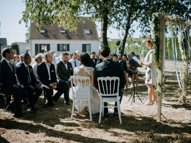 Le mariage de Thomas et Tracy à Agnetz, Oise 15