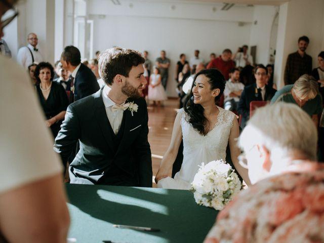 Le mariage de Thomas et Tracy à Agnetz, Oise 36