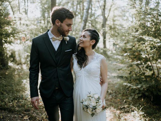 Le mariage de Tracy et Thomas