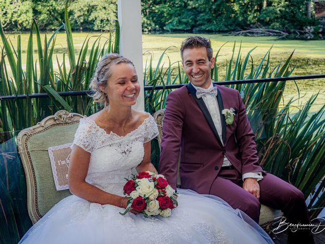 Le mariage de Cassandra et Alexis à Mennecy, Essonne 15