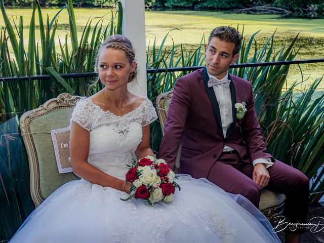 Le mariage de Alexis et Cassandra