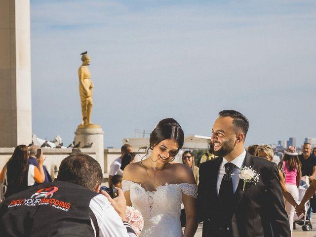 Le mariage de Gabriel et Jessica à Paris, Paris 13