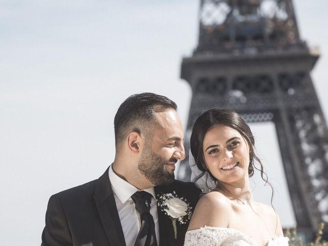 Le mariage de Gabriel et Jessica à Paris, Paris 14